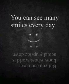 justine420:  Smiles hide a lot of things on We Heart Ithttp://weheartit.com/entry/83107085/via/Shay_Blue