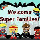 Superhero Powerpoint **Perfect For Open House or Meet the Teacher **EDITABLE