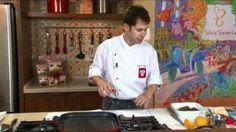 Gastrô - Atum Selado com Crosta de Gergelim e Salada de Verão - YouTube
