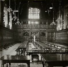 Middle Temple Hall c.1910