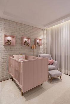 Baby Bedroom, Baby Room Decor, Girls Bedroom, Living Room Decor, Bedroom Decor, Baby Room Design, Girl Room, Interior Design, Decoration