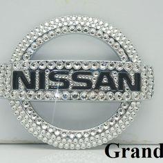 Bling Bling Swarovski Crystal Nissan Emblem Whats