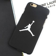 Flying Man Michael Jordan Frosted PC Hard Case For iphone 7 7 Plus 6 6s Plus 5/5s SE