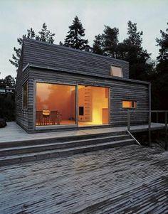 Counson wallroof Pinterest Tiny house living