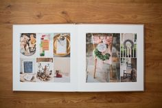 Again, I like all of the smaller photos, and the contrast in a larger photo with smaller photos to complete the page.