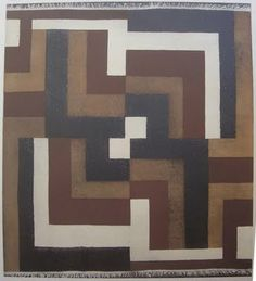 The Carpet Index: 1925: The Iconic 'Simultaneous' Carpet of Sonia Delaunay