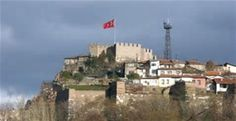 Ankara Castle, TURKEY