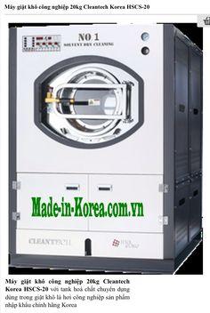 Máy giặt khô, Máy giặt khô là hơi công nghiệp Made In Korea Bán tại Việt Nam giá tốt   The ONE Cleantech