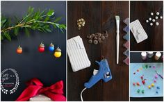 <b>Handprint reindeer and construction paper trees are kid classics.</b> But wouldn't it be great to try something new this year?