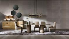 Signorini & Coco, Byron Rectangular Table - LuxDeco.com