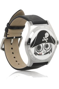 Marc by Marc Jacobs Miss Marc Pirate Watch £150