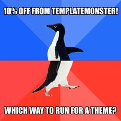 10% off from TemplateMonster with tx7rdvtsxjxg6ikllvxa3dk8y coupon. Which way to run for a theme?