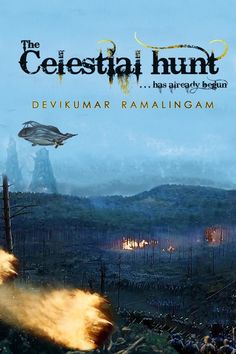 Book Review: Celestial Hunt #BookReview