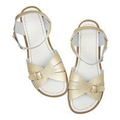 Salt Water Classic Gold - Salt Water Sandals - Online Kids & Teens Webshop Goldfish.be - Kinderkleding en Schoenen - Goldfish Kids Web Store Mechelen