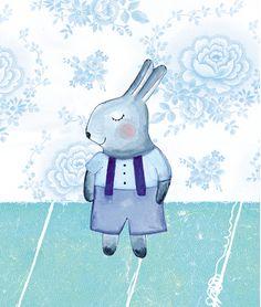 "illustrated by ""@marenthe"" seen on vlinspiratie.blogspot.com #illustration"