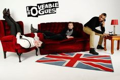 Loveable Rogues....please vote for them on Britain's Got Talent....