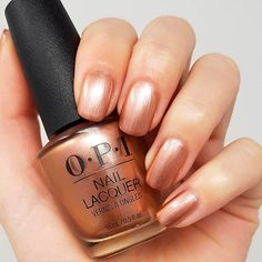 Lisbon And#8211; Great Color Collection 2018 for Trendy Girls from OPI Nail Polish ★ See more: https://naildesignsjournal.com/opi-nail-polish/ #nails