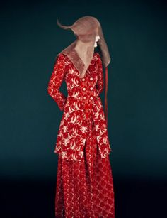 """""""Portrait of A Lady"""" by Erik Madigan Heck for Muse"""