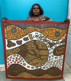 Mimi Art Gallery is a signatory member of the Indigenous Art Alliance who actively promote the ethical trade of Indigenous art. We at Mimi Art Gallery strive to serve the Aboriginal community fairly & with respect. Aboriginal Dot Painting, Aboriginal Artists, Aboriginal History, Aboriginal Culture, Indigenous Australian Art, Indigenous Art, Kunst Der Aborigines, Australian Aboriginals, Native Art