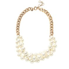 Twisted pearl necklace - necklaces - Women's jewelry - J.Crew