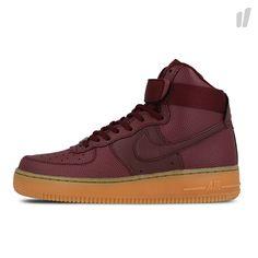Nike Wmns Air Force 1 Hi SE ( 860544 600 ) #lpu #sneaker #dailydrops #hypesrus
