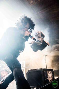 4/8/2015 The Modern Vintage Tour: SIXX:A.M. w/ VAMPS @Regency Ballroom #VAMPS #HYDE #ModernVintage #VAMPS_USAtour #2015