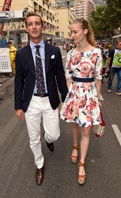 Pierre Casiraghi y Beatrice Borromeo se casarán la próxima primavera