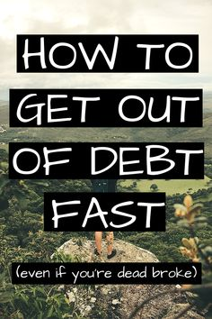 How to Pay Off Debt Fast (even on a low income) Millions of Americans are drowning in debt. Read moreHow to Pay Off Debt Fast (even on a low income) Money Saving Challenge, Money Saving Tips, Money Tips, Money Budget, Managing Money, Budget Travel, Budgeting Finances, Budgeting Tips, Get Out Of Debt