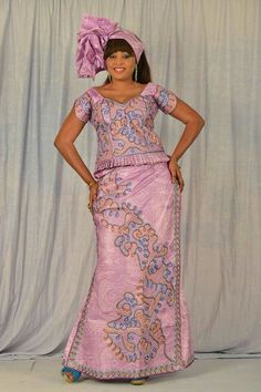 Trendy african top and wrapper by NewAfricanDesigns on Etsy Latest African Fashion Dresses, African Dresses For Women, African Attire, African Women, African Print Clothing, African Print Dresses, African Print Fashion, African Tops, Ankara Gown Styles