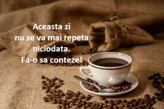 Coffee Time, Mindfulness, Inspirational Quotes, My Love, Tableware, Instagram, Badges, Lovers, Facebook