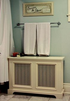 Decorative Radiator Cover