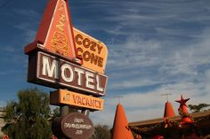 Warning: Do Not Stay at the Cozy Cone Motel in Disneyland
