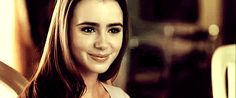 I can't wait to see Lily Collins in The Mortal Instruments!