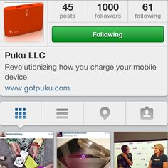 Thanks to everyone for all the support #1000 followers and going strong #TeamPuku #PukuS8Charger...here's to a 1000 more