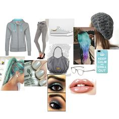 """""""Going to School! :)"""" by crystalblack6 on Polyvore"""
