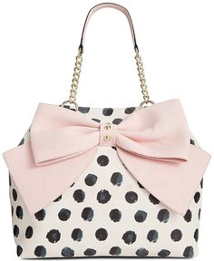Betsey Johnson Trap Tote - Handbags & Accessories - Macy's