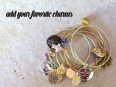 How to make Embellished Bangles | Alonso Sobrino Hnos. Co. & Inc. Druzy Beads and Fabrics