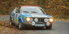 Would You Drive Renault's Oddball Rally Car? - Petrolicious
