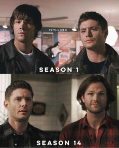 14 seasons and they're still our boys.