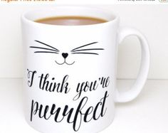 On Sale Crazy Cat Lady Coffee Mug Kitten by TheBestOfMeDesigns