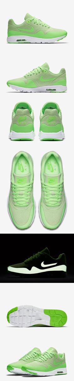 "Nike WMNS Air Max 1 Ultra Moire ""Ghost Green"" - EU Kicks: Sneaker Magazine"