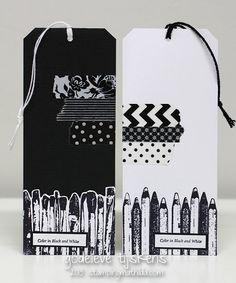 StampingMathilda: Black & White - 168