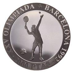 Barcelona 1992 Coin