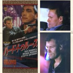 """Michael Rooker """"The Hard Truth"""" 1994 Eric Roberts, Michael Rooker, Hard Truth"""