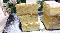 Torta Giapponese con 3 ingredienti Cornbread, Food And Drink, Penne, Ethnic Recipes, Sweet, Desserts, Muffin, Cupcakes, Fantasy