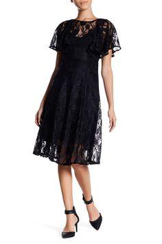 Lace Midi Dress by Soprano on @nordstrom_rack