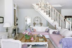 Come checkout our latest collection of 25 Shabby Chic Interior Design Ideas and get inspired.