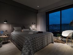 A Scandinavian Style Apartment That Exudes Chic Comfort
