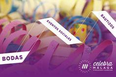 Presencia de más de 160 #expositores del sector de #bodas y #eventos; #Pasarela de #Moda con desfiles de una veintena de firmas de moda nupcial y fiesta, complementos, peluquería y maquillaje; VI Concurso de Novia Celebra Málaga, Sorteo de una Boda, el Rincón del Bebé, demostraciones, talleres, actuaciones musicales y mucho más es lo que os encontraréis durante la 9ª edición de Celebra Málaga, que tiene lugar en el Palacio de Ferias y Congresos de Málaga.