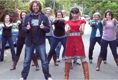 Trend for marriage - flash mob proposals